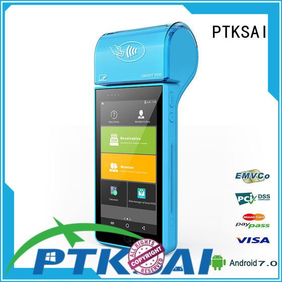 Wholesale eft best mobile pos PTKSAI Brand