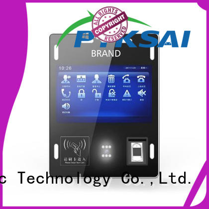 9.7'' Touch Screen Facial or Fingerprint Recognition NFC Access Control Android & Windows Biometric Device KS-G