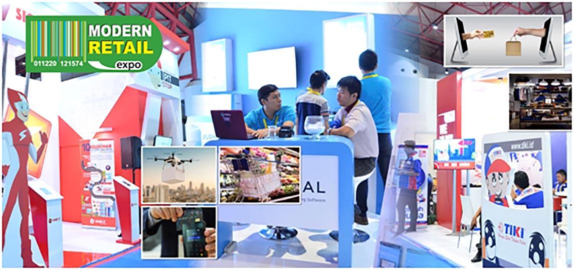 PTKSAI-Indonesia Modern Retail 2018 | Ptksai Electronic Technology