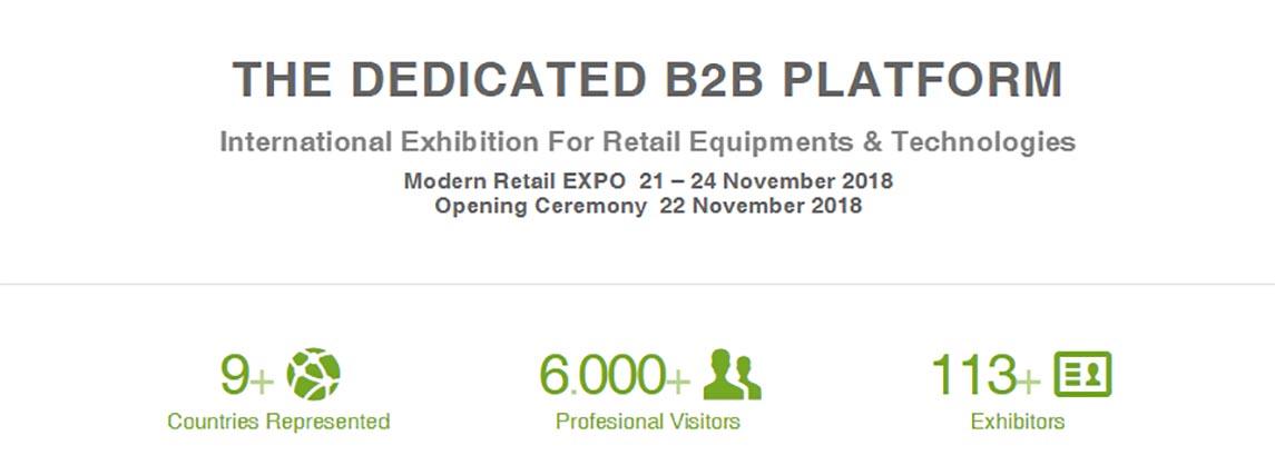 PTKSAI-Indonesia Modern Retail 2018 | Ptksai Electronic Technology-1