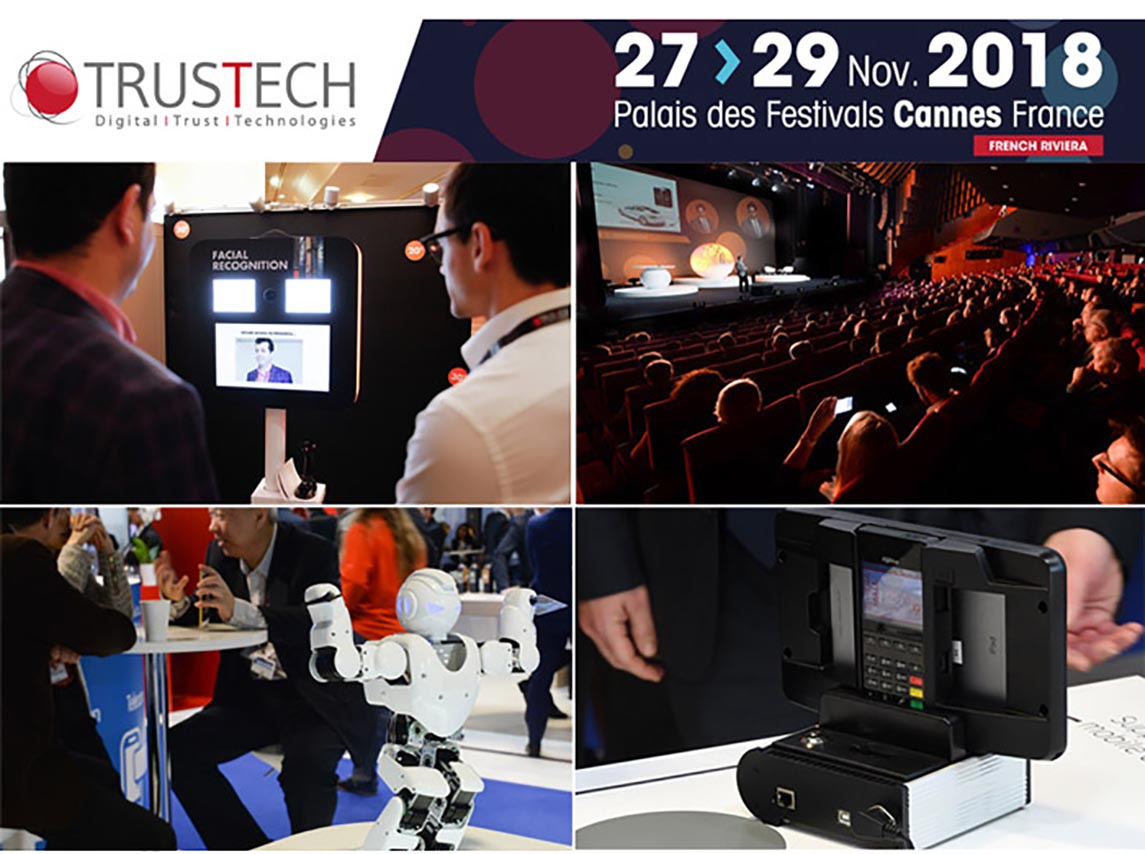 PTKSAI-Trustech 2018 | News On Ptksai Electronic Technology
