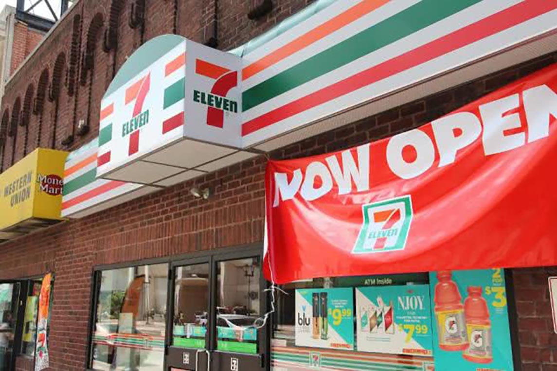 PTKSAI-Japan 7-eleven Establishes Unmanned Clearing Shop To Realize