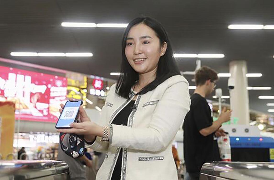 PTKSAI-Alipay Pioneered Subway Remote Scanning Technology | Ptksai