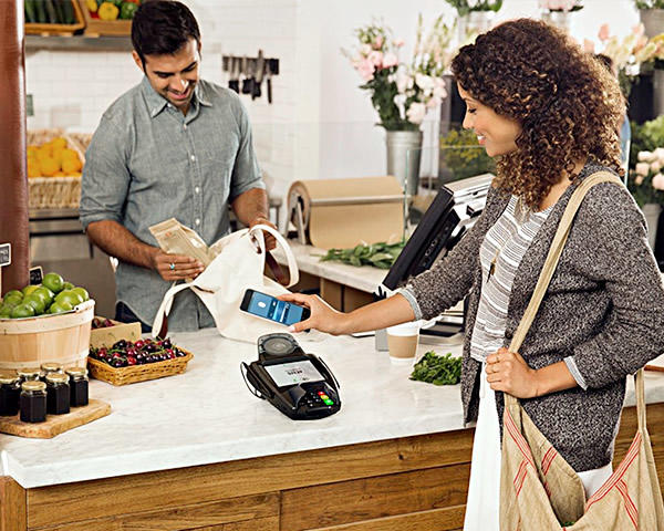 Smart POS Terminal Cash Register for Payment