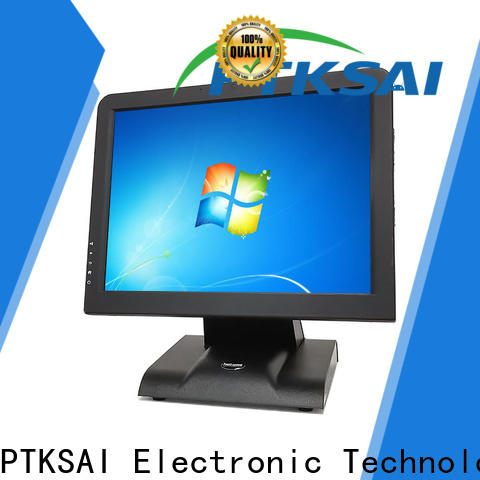 PTKSAI practical touch screen pos terminal with thermal printer for sale