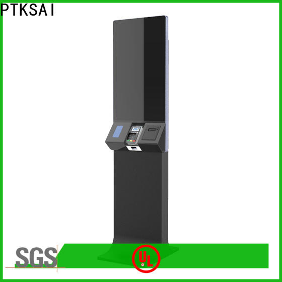 PTKSAI best food ordering kiosk factory for promotion