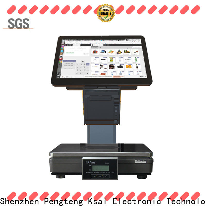 reliable bluetooth thermal printer for business for self service