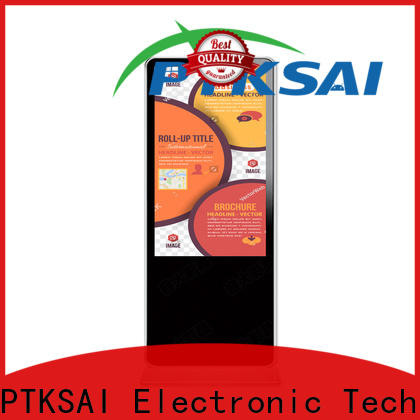 PTKSAI wall mounted healthcare digital signage manufacturer for business