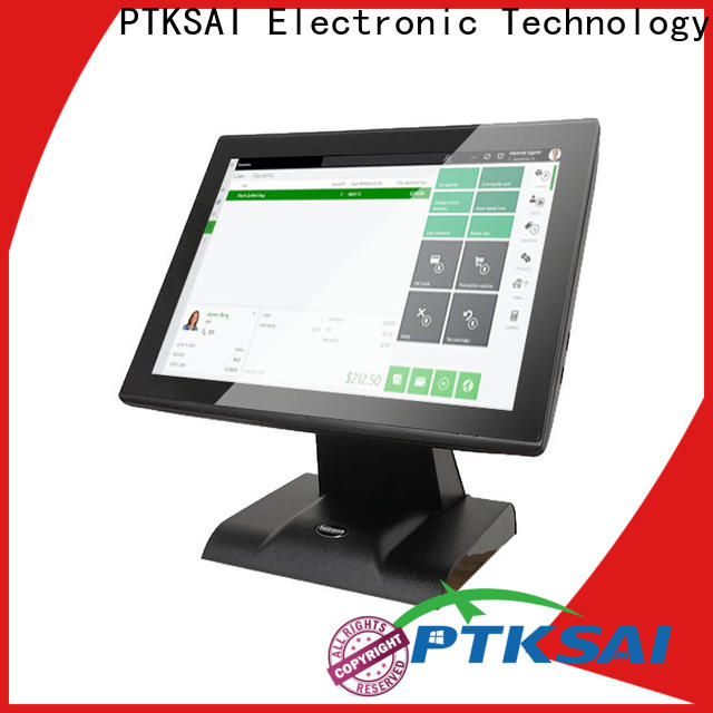 PTKSAI stable all-in-one pos best supplier for self service