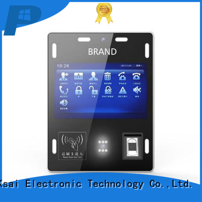 windows fingerprint access controller with camera for attendance