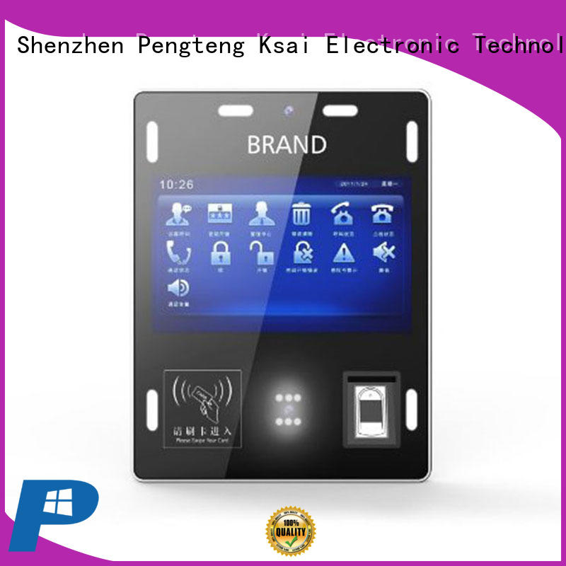 PTKSAI visitor kiosk manufacturer for promotion