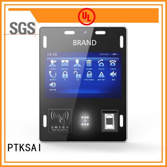 Wholesale high-technological visitor management kiosk PTKSAI Brand