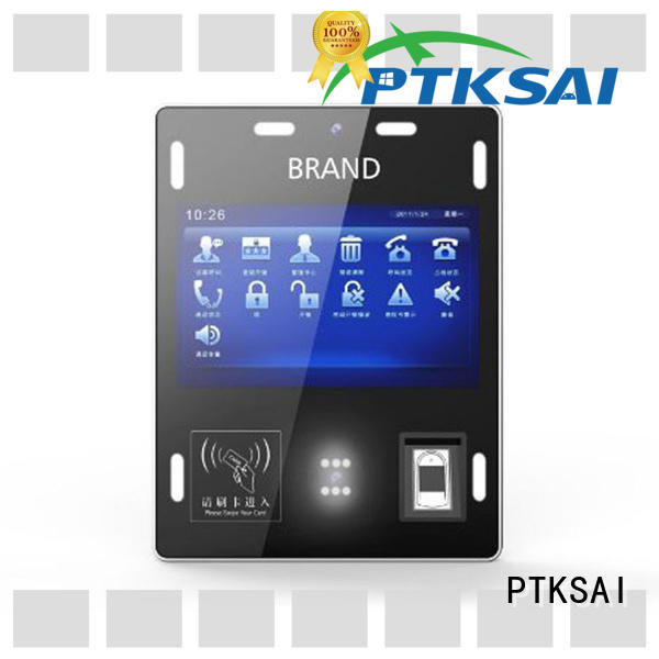 PTKSAI biometric facial recognition device with camera for identity verification