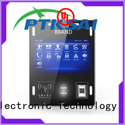 customized biometric device with camera for access control