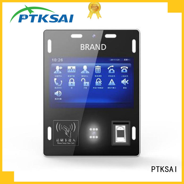 PTKSAI best value facial recognition device supplier for attendance