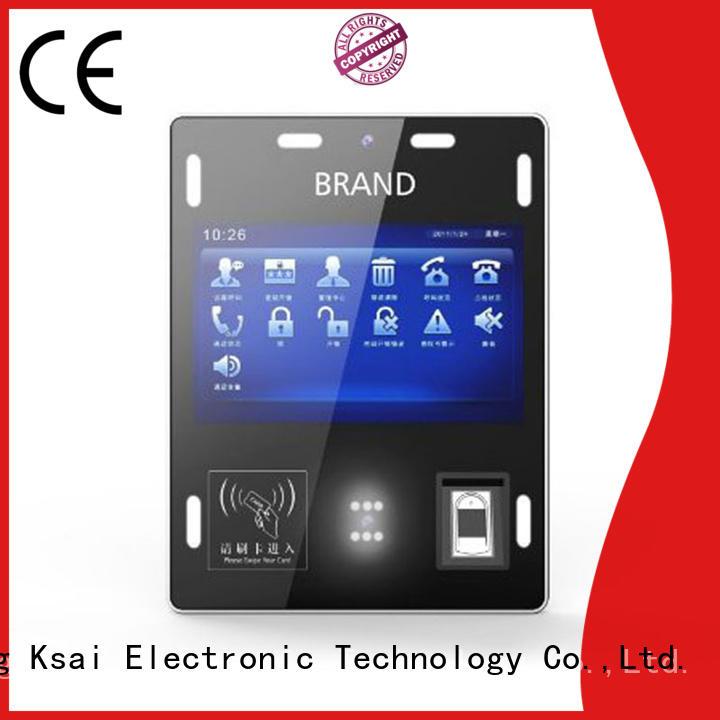 PTKSAI wall mounted biometric device for attendance
