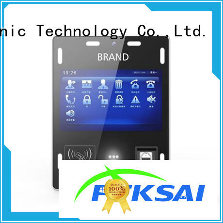 face high-technological visitor management kiosk efficient PTKSAI Brand