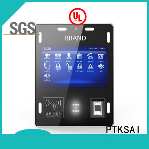 best value self check in kiosk with barcode scanner for identity verification