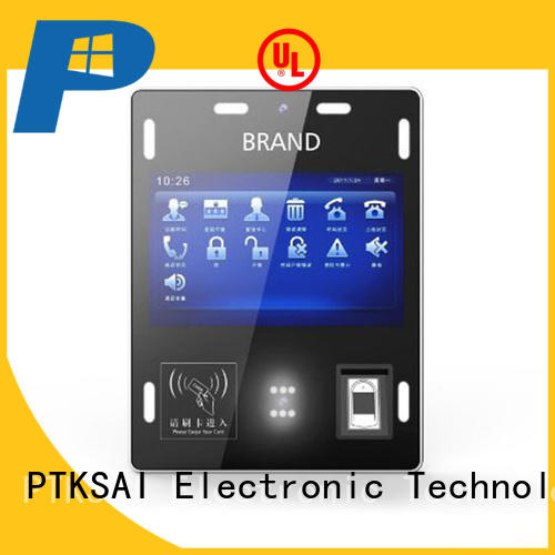 PTKSAI fingerprint access controller directly sale for identity verification