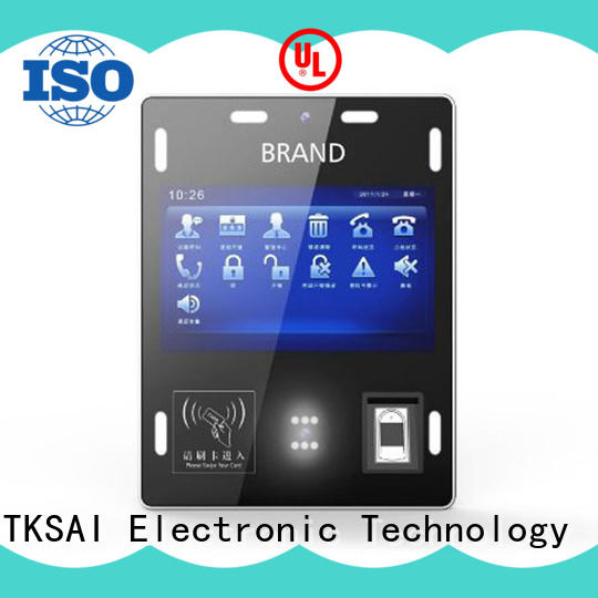 biometric visitor management kiosk supplier for access control