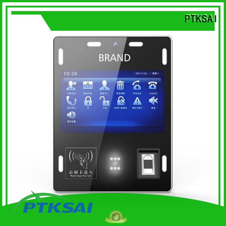 nfc information kiosk with wifi for access control