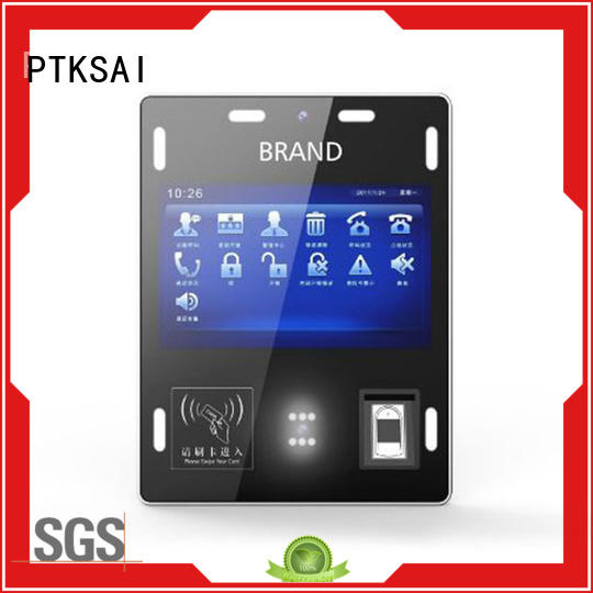 PTKSAI facial recognition device company for access control