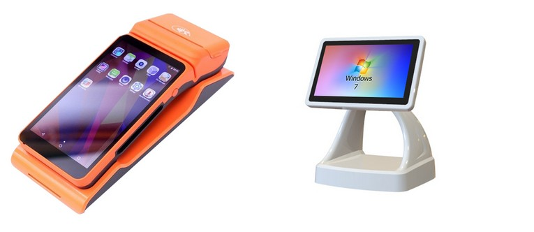 PTKSAI-The Guides Of Installing Touch Screen Pos System In The Restaurant
