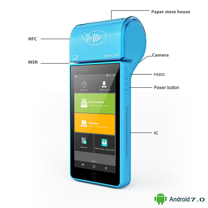 PTKSAI-Find Mobile Point Of Sale Devices, Wireless Pos System from PTKSAI