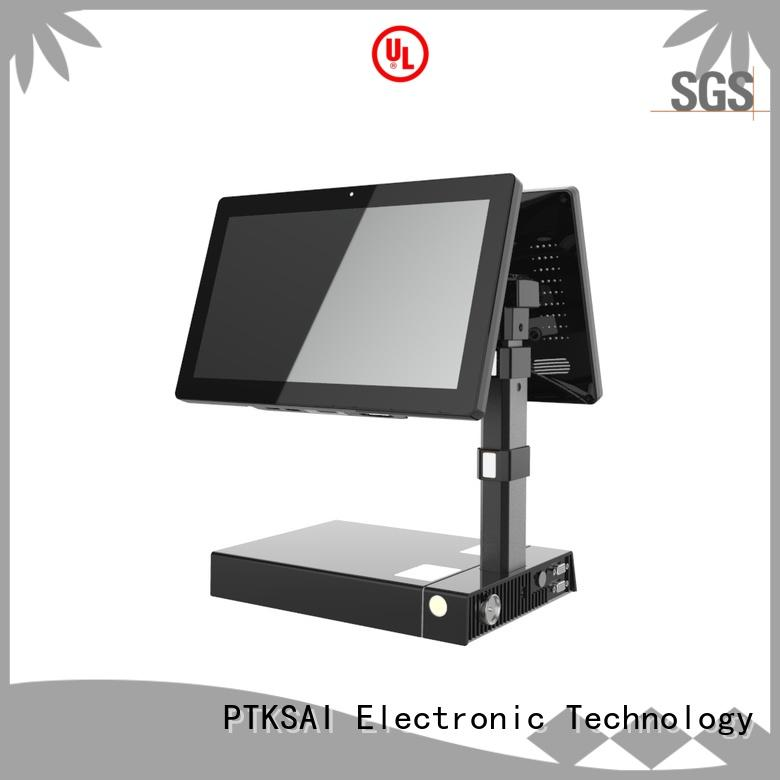 PTKSAI android pos devices with printer for payment