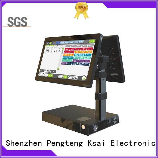 retail pos machine system PTKSAI Brand all in one pos