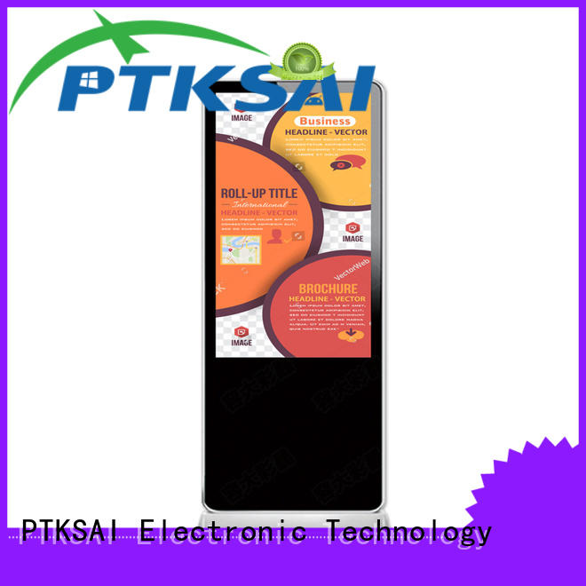 indoor digital signage vertical Bulk Buy interactive PTKSAI