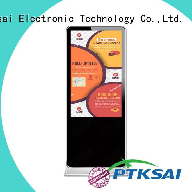 PTKSAI hospital digital signage all in one for business