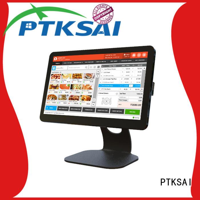 Wholesale machine best mobile pos PTKSAI Brand