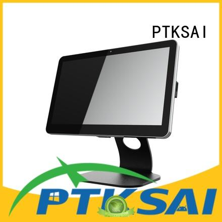 epos system mobile pos terminal with customer display for small business