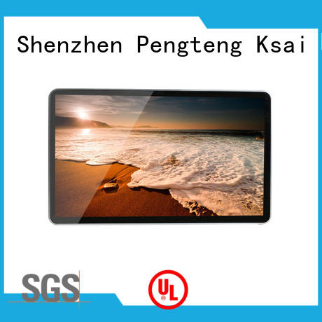 interactive windows digital signage with led panel for sale