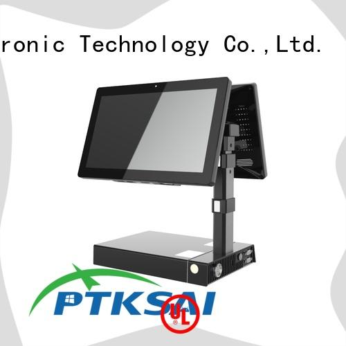 handheld mobile pos android with printer for restaurants and bars