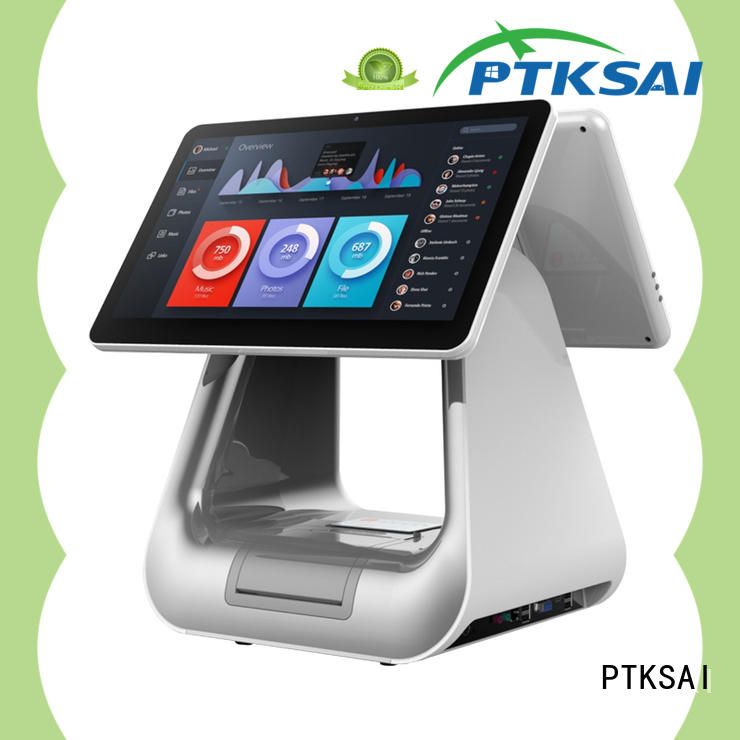 PTKSAI all in one pos without auto cutter for sale