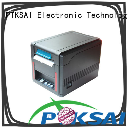 label cash register drawer with customer facing display