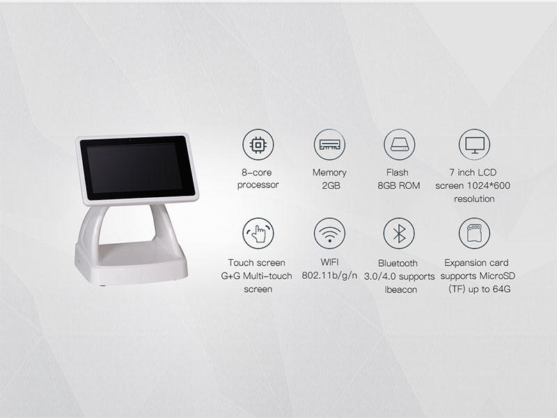 screen billing PTKSAI Brand all in one pos