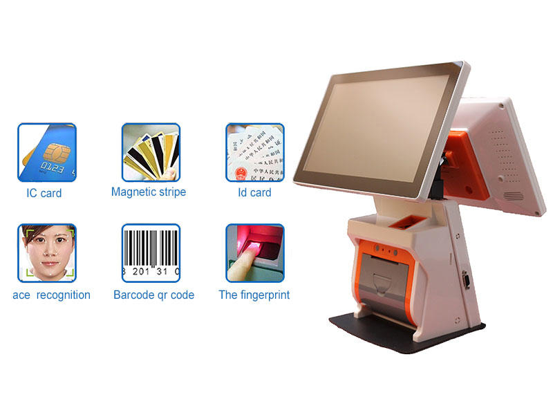 system allinone register portable all in one pos PTKSAI