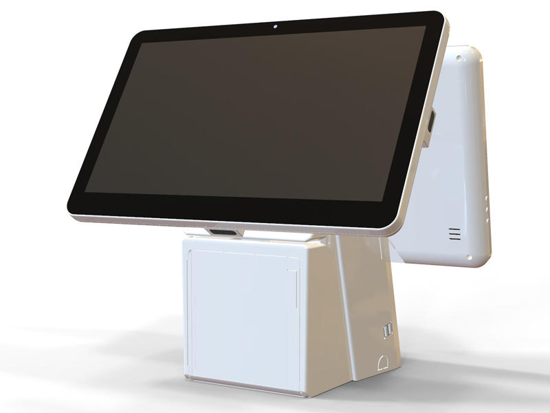 KS-A01 Smart Dual Screen POS Machine