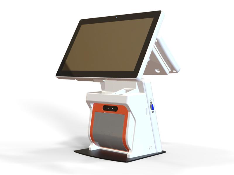 PTKSAI-KS-B02 Portable All In One POS Terminal