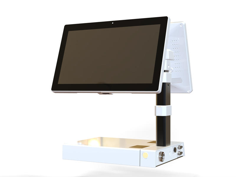 KS-F01 Dual Screen POS Terminal