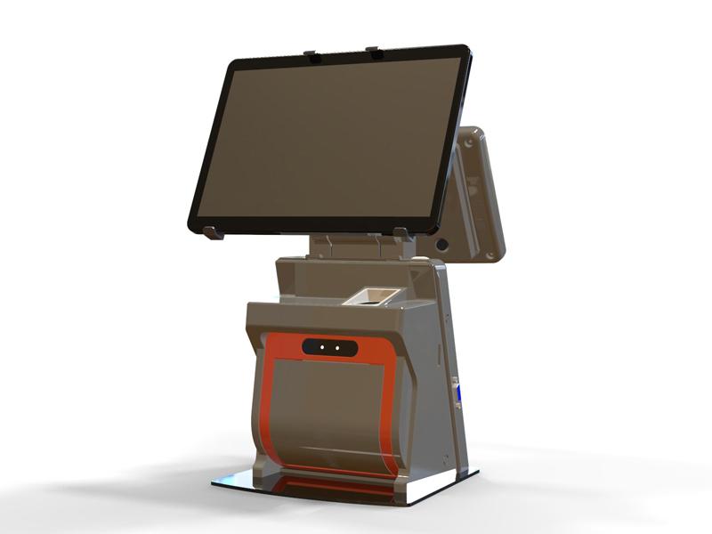 KS-B02T Detachable Tablet POS System-PTKSAI