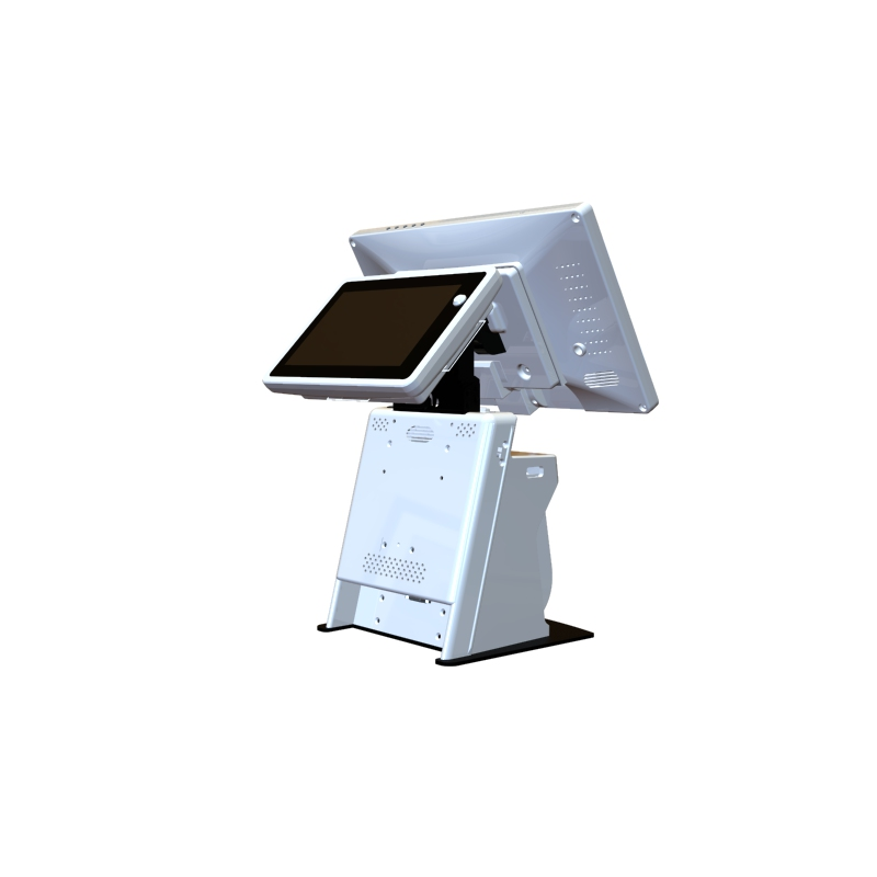 PTKSAI-Retail Pos Portable All In One Pos Terminal Touch Screen Cash Register Ks-b02-1