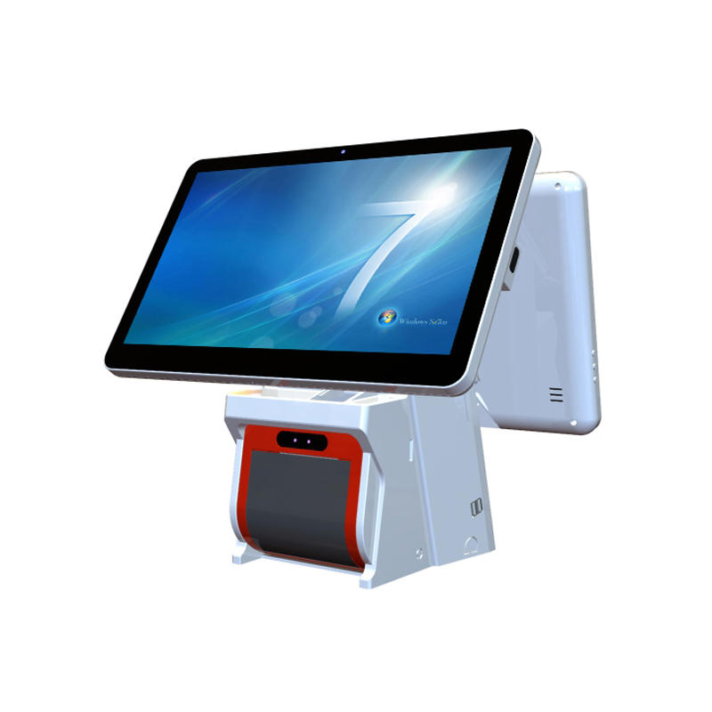 12'' or 15'' Touch Screen All In One Hospitality & Retail POS System with Receipt Printer KS-A2