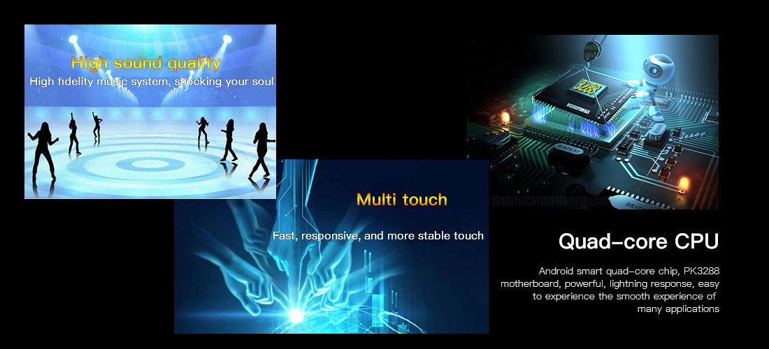 11.6'' or 15.6'' or 21.6'' Wall Mounted Touch Screen LED Panel All In One Tablet PC KS-TS-6