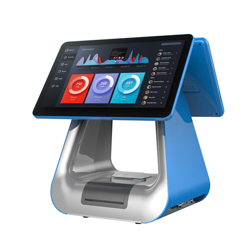 All in One EPOS System KS-D Blue