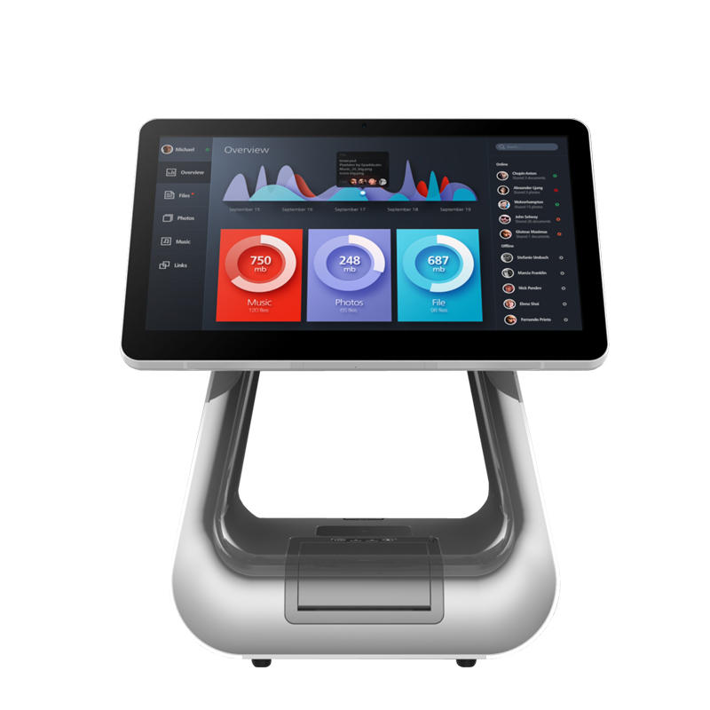 15.6-inch Windows Biometric EPOS System