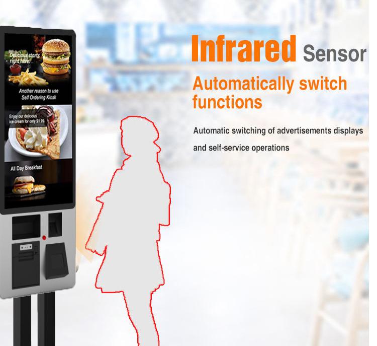 PTKSAI-Find Self Service Food Kiosk Self-service Machine On Ptksai-5